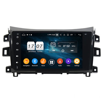 Navara 2016 sistema multimediale car Android