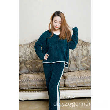 Weicher Fleece-Pyjama-Set