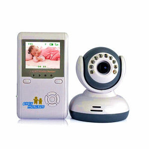 Wireless Video Color Baby Monitor with Long Distance