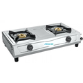 Shakti DX 2 Burner SS Gas Cooktop