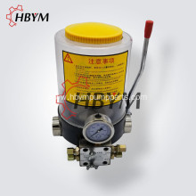 Concrete Hydraulic Manual Grease Pump