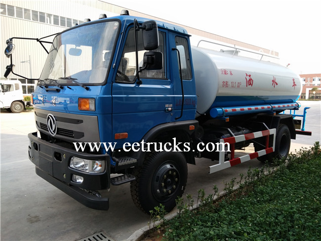 Dongfeng Water Tank Trucks