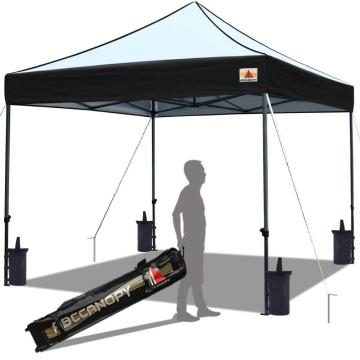 heavy duty instant 10x10 folding gazebo canopy tent