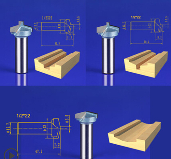 door carving router bit
