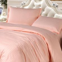 100%Cotton  Bedding Set 1CM Stripe