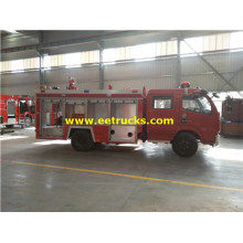 4 CBM Water DFAC Fire Fighting Trucks
