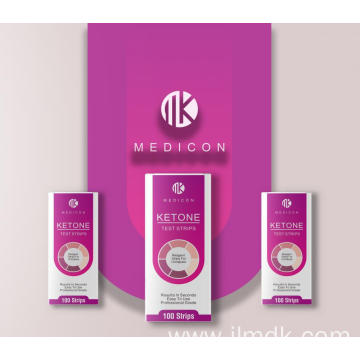 Medicon urs-1k urine test strips