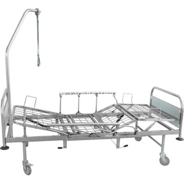 3 Function Stainless Steel Ambulance Bed For Rescue Use