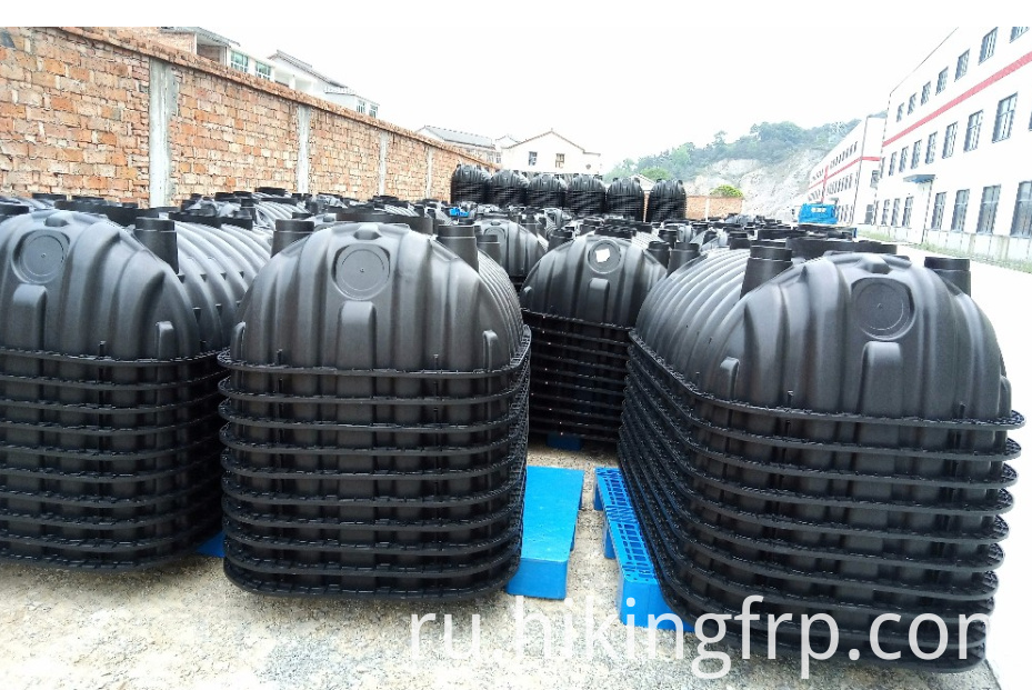 Tank For Water Treatment