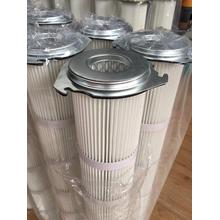 Good Quality for Stainless Steel Fiber Needled Felt Top Mounted Pulse Pleated  Air filter supply to Brunei Darussalam Manufacturer