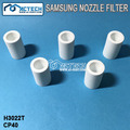 Nozzle filter for Samsung CP40 machine