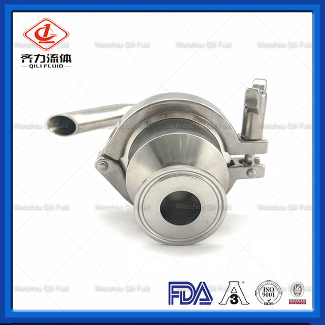 Sanitary Air Release Breath Pressure Relief Valve