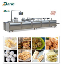 cereal bar compression molding machine