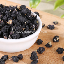 Organic medlar wolfberry dried black goji berry