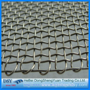 20 Guage Heavy Duty Crimped Wire Mesh
