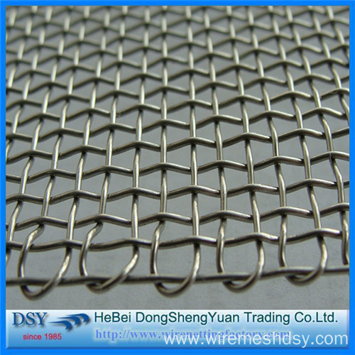 Steel Heavy Duty Crimped Wire Mesh with Gauge 6-24