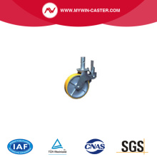 8 inch Scaffolding caster wheel PU casters