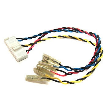 Best Quality for China Automotive Wiring Harness,Auto Wiring Harness,Universal Automotive Wiring Harness Manufacturer and Supplier High Temperature Shield Cable export to Italy Manufacturers