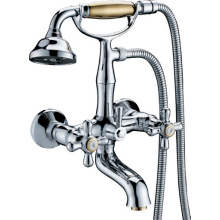 Bathroom Bathtub Hand Shower Brass Chrome