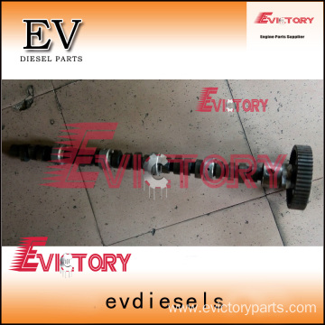 DEUTZ engine excavator BF4M1013 crankshaft camshaft
