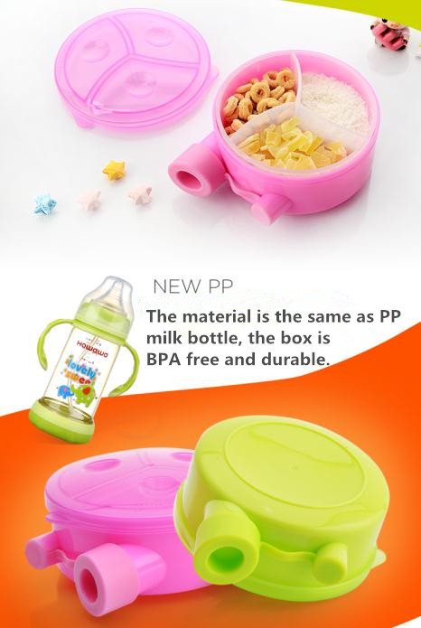 Baby Snack Container