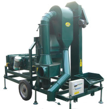Best quality and factory for Soybean Seed Cleaner 5 tons/hr soybean seed cleaner carbon steel export to India Factories
