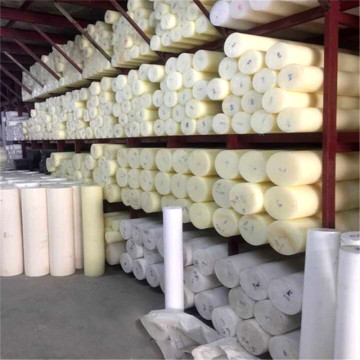 Engineering Plastic Natural Color Pa66 NYLON Rod
