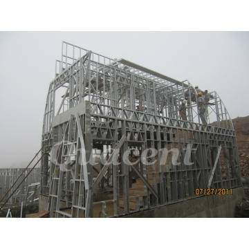Light Weight Steel Prefabricated House