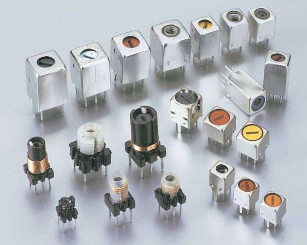 Variable inductors for SW OSC coil