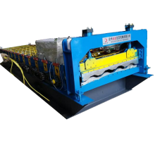 Professional Container Roofing Board Roll Forming Machine