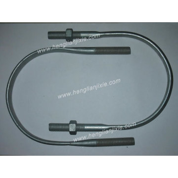 Gegalvaniseerde Electric Power Fittings / Pole Line Hardware