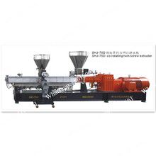 Parallel Twin Screw Plastic Extrusion