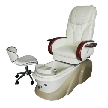 salon de beauté massage pied spa chaise de pédicure