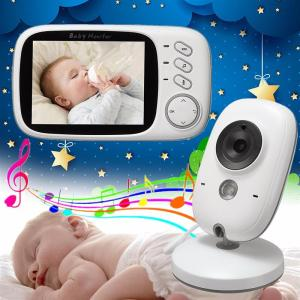 3.2'' Two Way Audio Portable Baby Monitor Camera