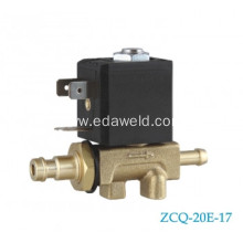 Tube Connector 24V 36V Welding Valve