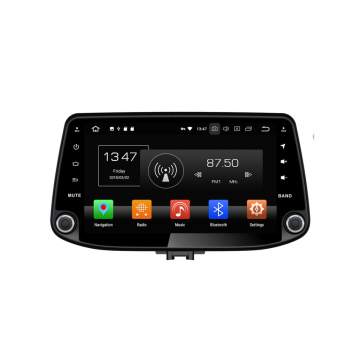 dashboard car dvd player per I30 2018