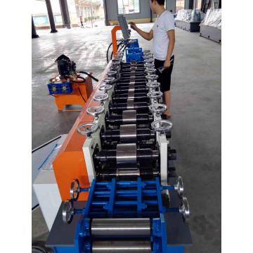 0-45m/min speed light keel roll forming machine