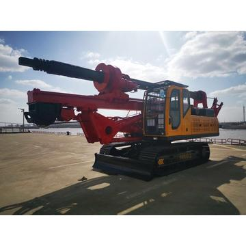 Customizable 20m deep rotary drilling rig