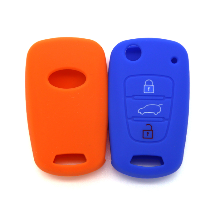 Kia Silicon Car Key Cover