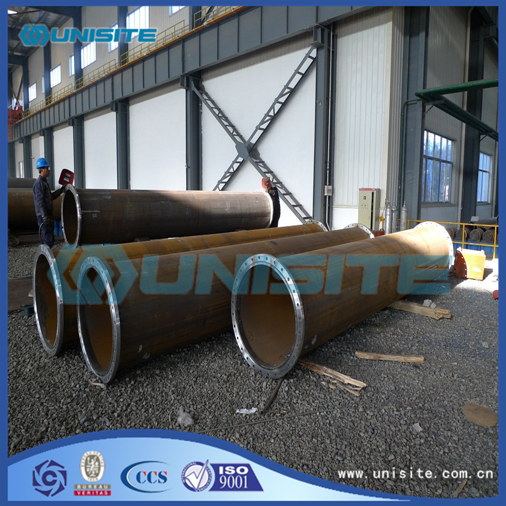 Longitudinal Steel Round Straight Welding Pipes