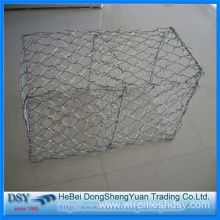 Customized for Galvanizing Hexagonal Gabion Box Hexagonal Gabion Box, Hexagonal Gabion Price supply to China Macau Importers