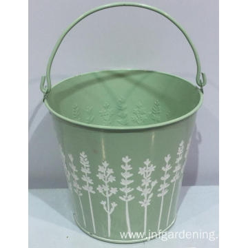 Candy color creative bucket
