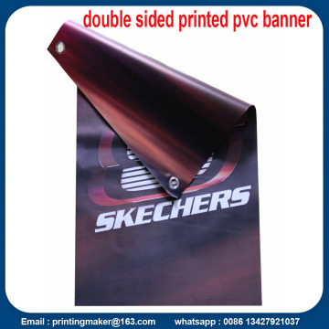 Waterproof Double side printable PVC Flex Banner