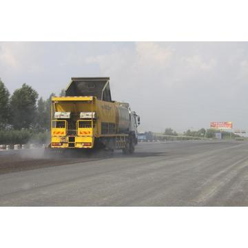 Rubber Bitumen And Gravel Synchronous Seal Truck