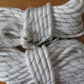 High quality material PP Polyethylene Double Bouble Rope