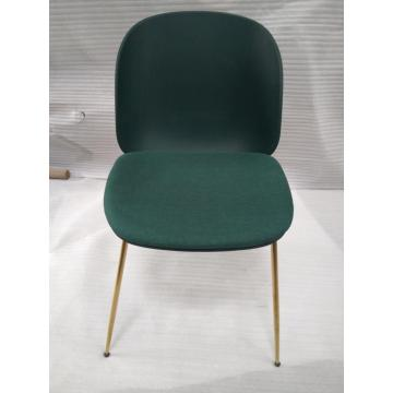 gubi beetle chair Seat Upholstered by gamfratesi
