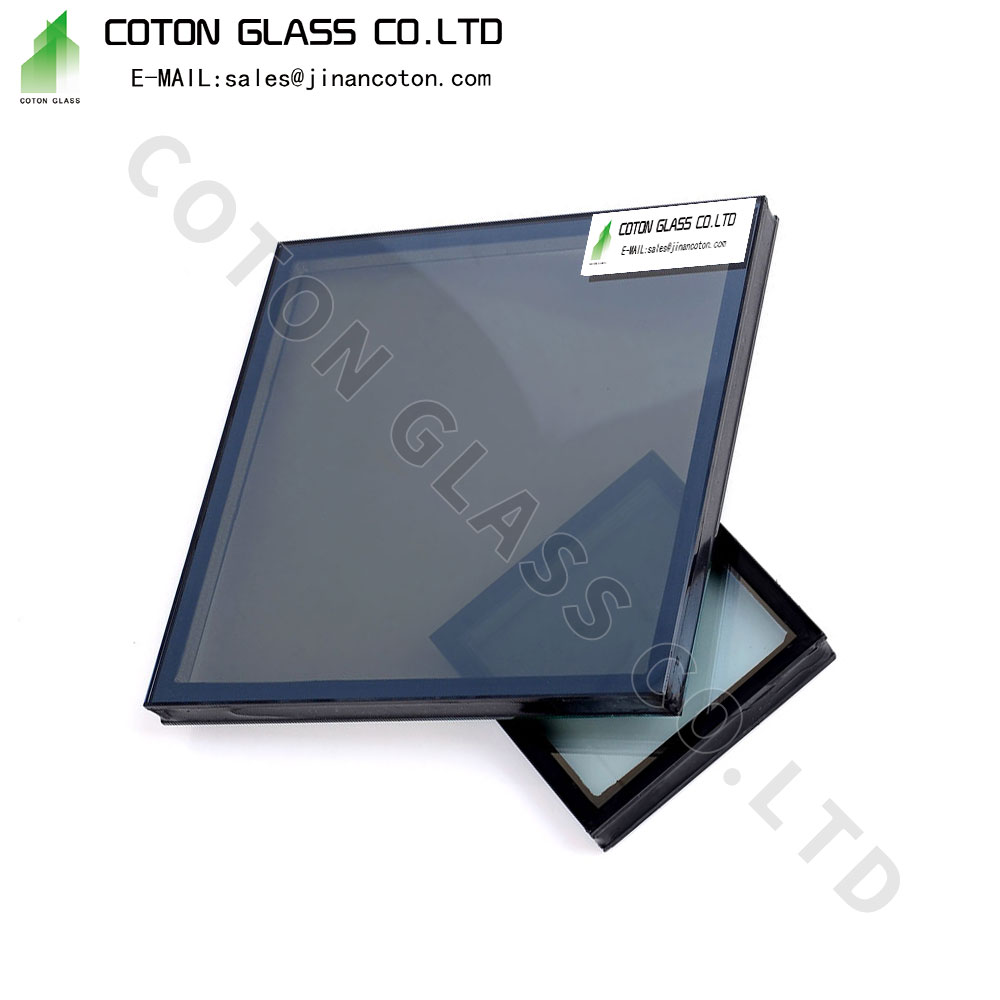 Dual Pane Glass Panels