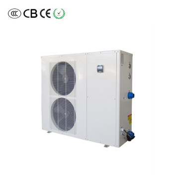 double side fan heat pump inverter