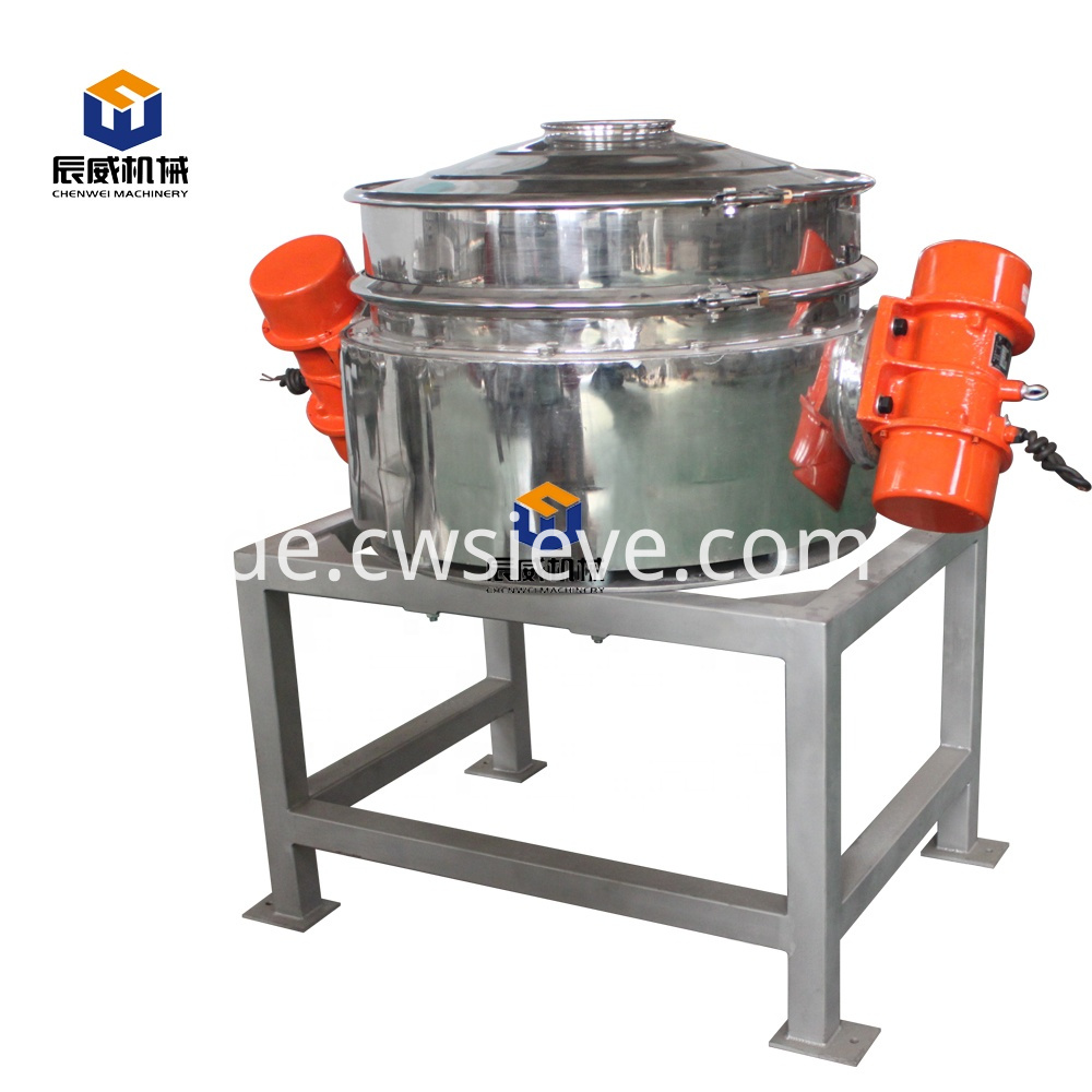 Miscellaneous Rotary Vibrating Screen For Small Space