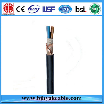 CU/XLPE/PVC/STA/FR-PVC 0.6/1.1 kV power cable